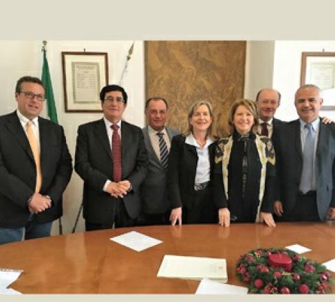 SAF Puglia: la sede pugliese è presso l'Ordine di Foggia